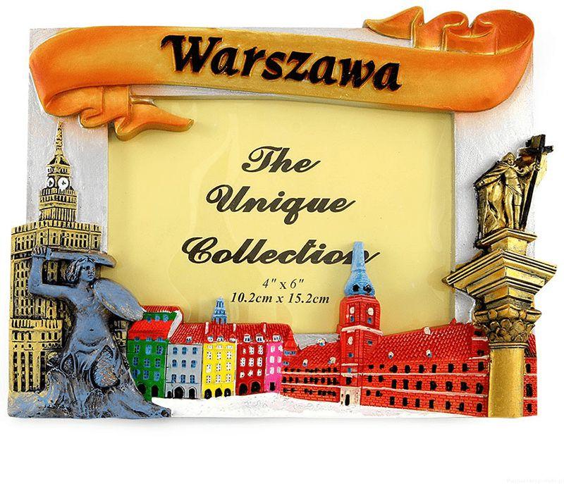 Ramka na zdjęcia Warszawa