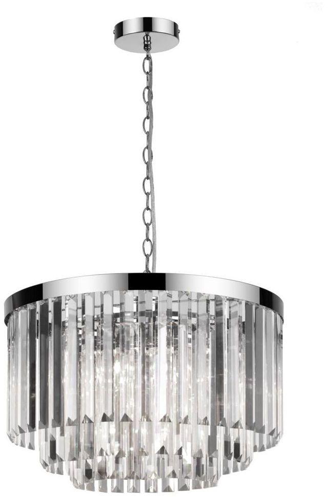 Lampa wisząca VETRO kryształowa E14 LIGHT PRESTIGE