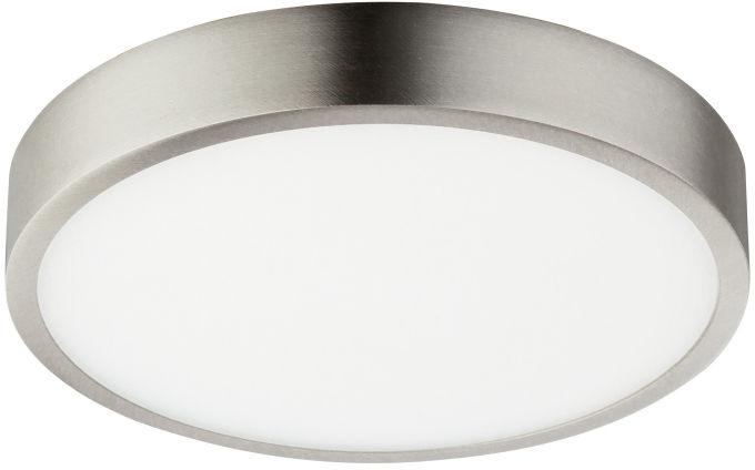 Globo VITOS 12366-22 plafon lampa sufitowa nikiel mat ściemniacz LED 22W 4000K 17cm IP44