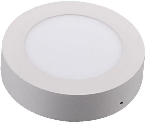Oprawa sufitowa led - 15w - okrągła natynkowa