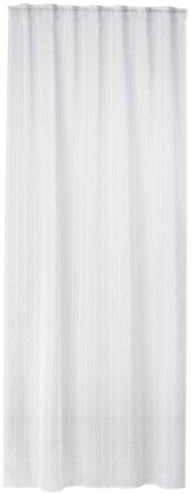 Firana na taśmie Elena 140 x 280 cm biała Inspire