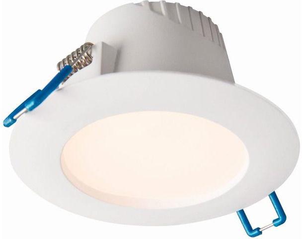 Oczko stropowe Helios Nowodvorski Lighting okrągła oprawa w kolorze białym