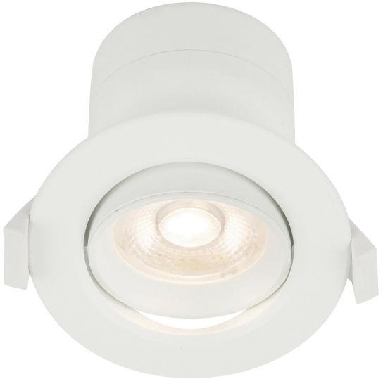 Globo POLLY 12393-5 oprawa oświetleniowa satynowany LED 5W 3000K 8,5 cm