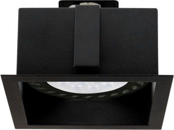 Oprawa podtynkowa z ramką ES111 Mod czarna 9417 - Nowodvorski // Rabaty w koszyku i darmowa dostawa od 299zł !