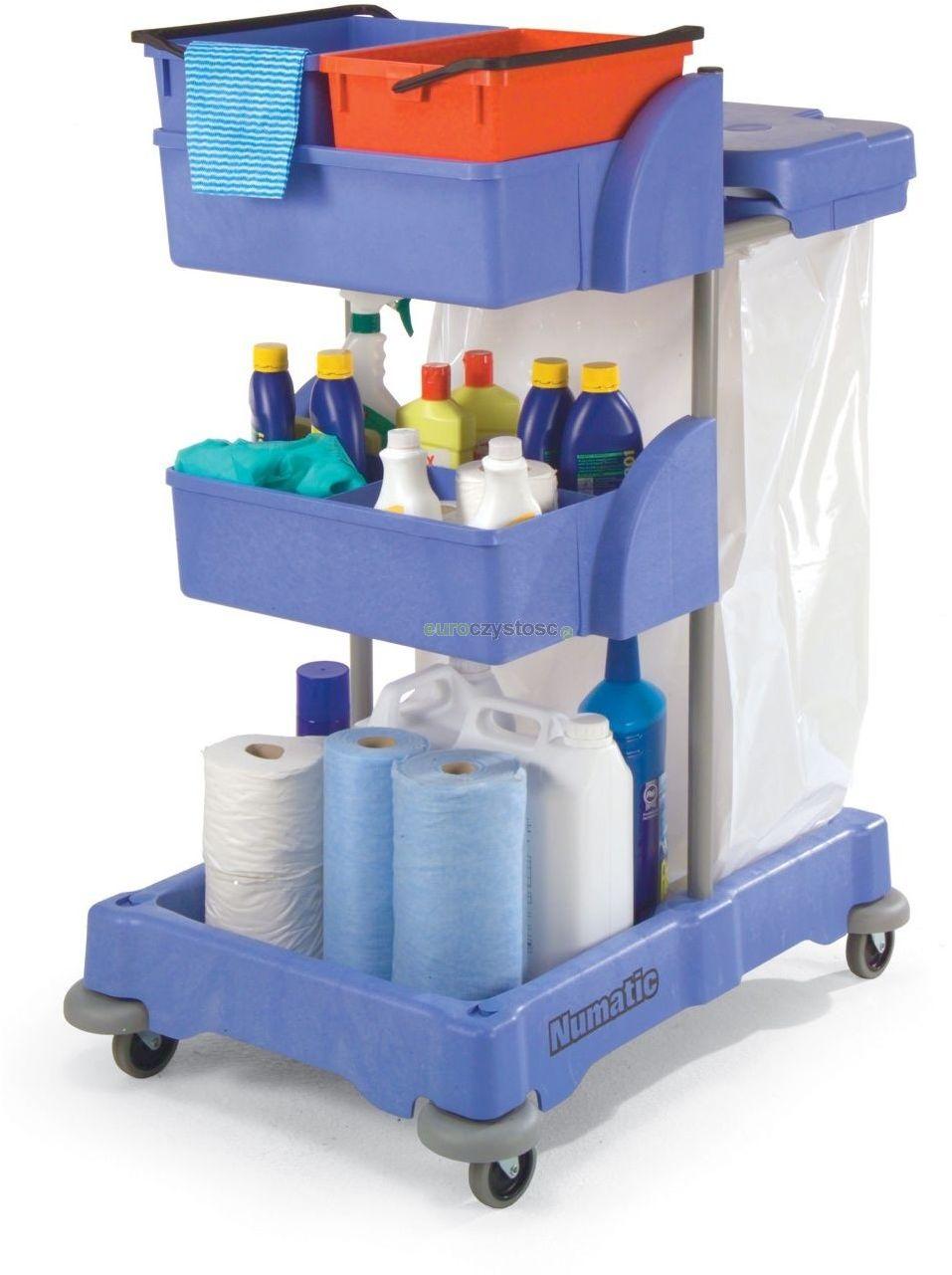 Numatic XC 3 - wózki do sprzątania