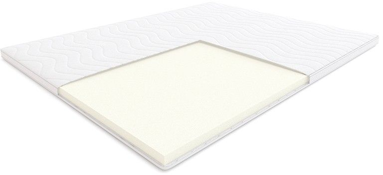 Materac ALT HILDING nawierzchniowy : Rozmiar - 180x200, Pokrowce Hilding - Tencel New