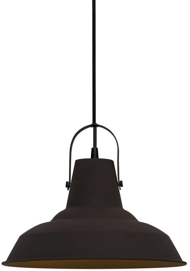 Lampa wisząca Andy 48473009 Nordlux grafitowa oprawa w stylu loft