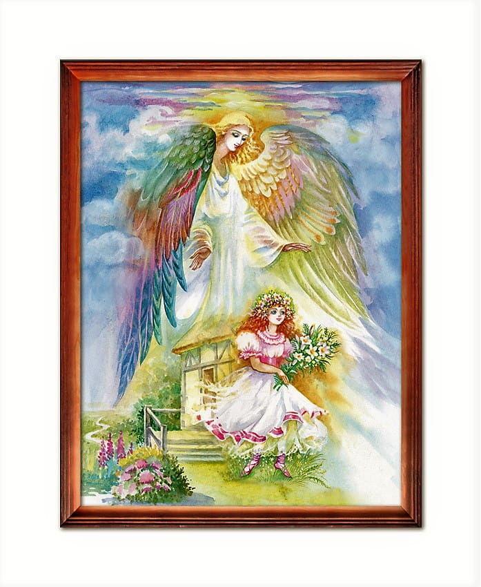 Obraz Anioła Stróża