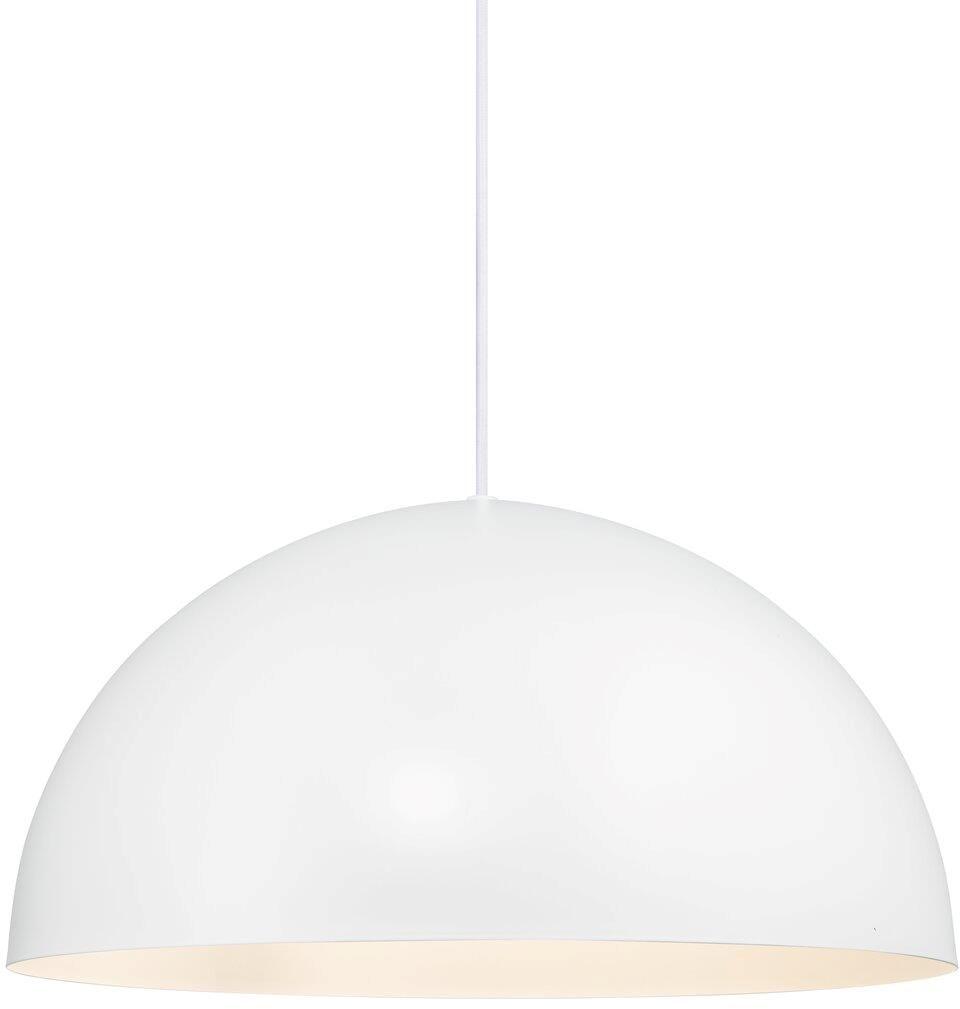 Lampa wisząca Ellen 40 48573001 Nordlux biała oprawa w uniwersalnym stylu