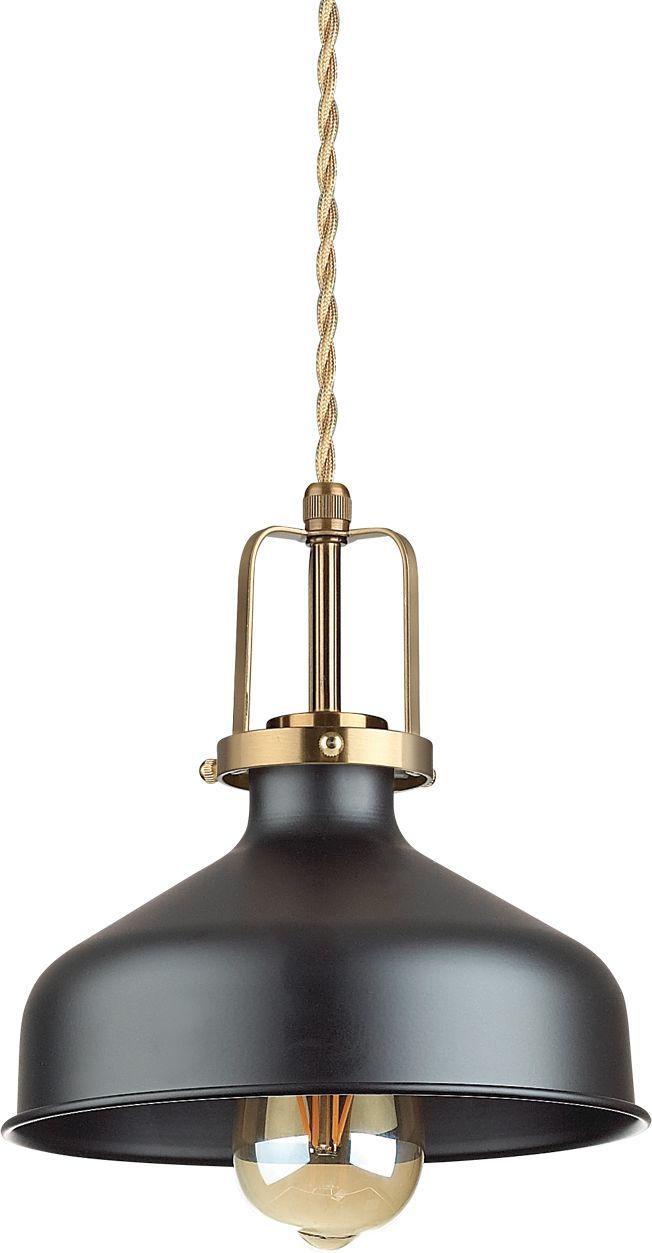 Lampa wisząca Eris 249056 Ideal Lux klasyczna oprawa w kolorze czarnym