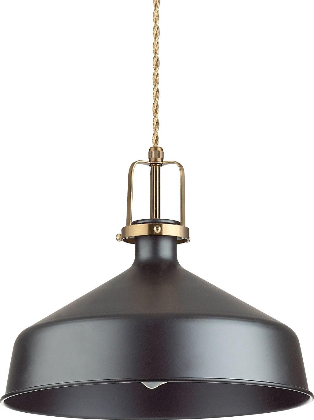Lampa wisząca Eris 249063 Ideal Lux klasyczna oprawa w kolorze czarnym