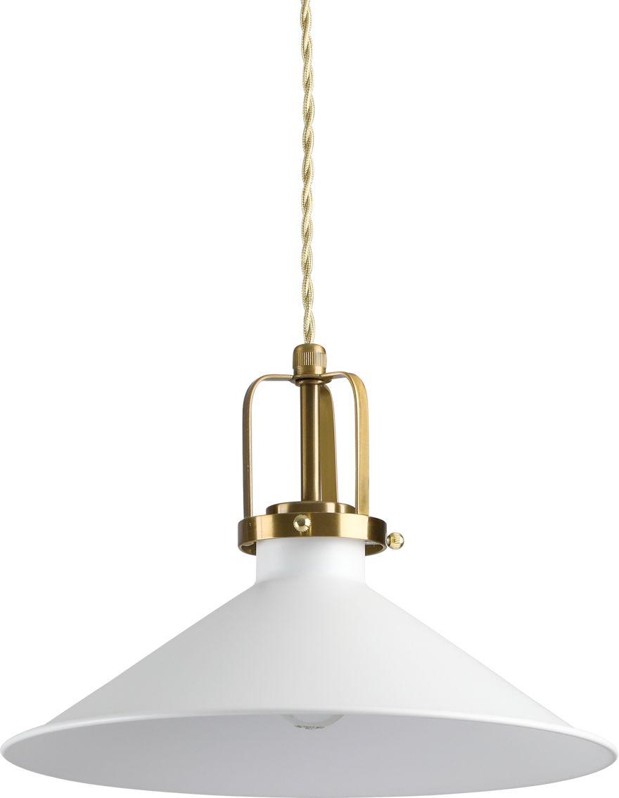 Lampa wisząca Eris 238173 Ideal Lux klasyczna oprawa w kolorze białym