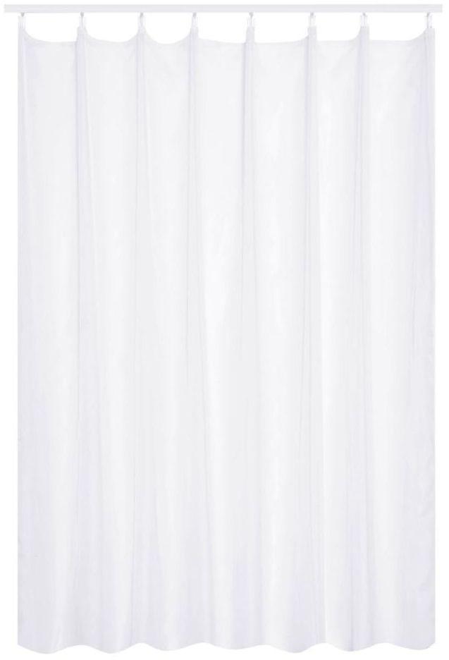 Firana na taśmie Polyone 300 x 280 cm biała Inspire
