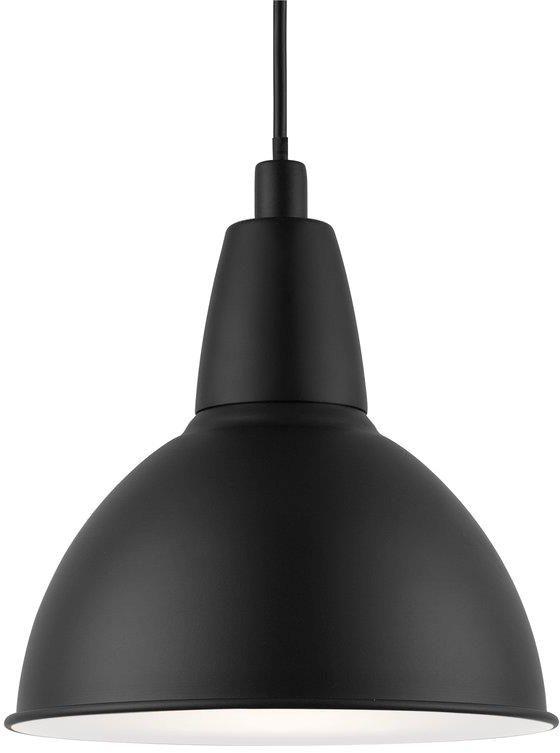 Lampa wisząca Trude 45713003 Nordlux metalowa oprawa w kolorze czarnym