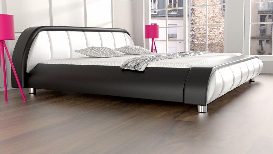 Łóżko tapicerowane Blues 160x200