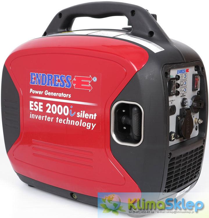 Agregat prądotwórczy Endress ESE 2000 I Silent