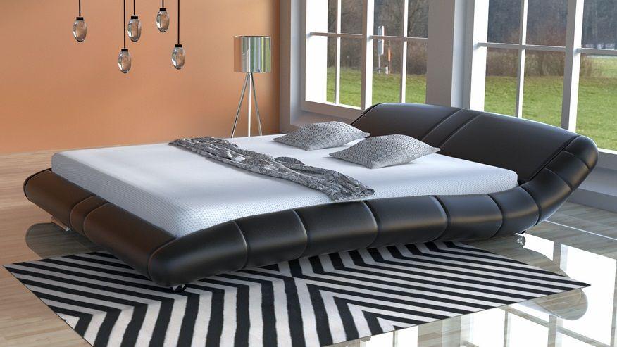 Łóżko do sypialni Lazurro-2 140x200