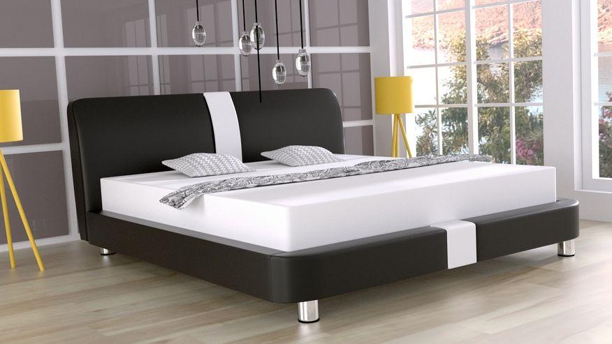Łóżko tapicerowane Wirginia 200x220