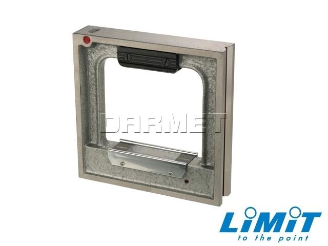 Poziomica precyzyjna ramowa z pryzmą 200/0.02 mm- Limit (0757-0203)