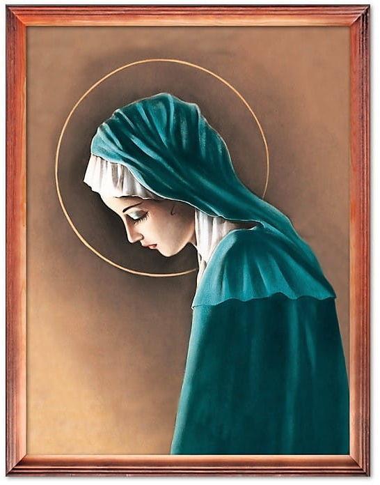 Obraz Matka Boża