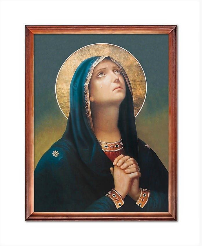 Obraz Matka Boża Bolesna