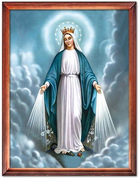 Obraz Matka Boża Niepokalana