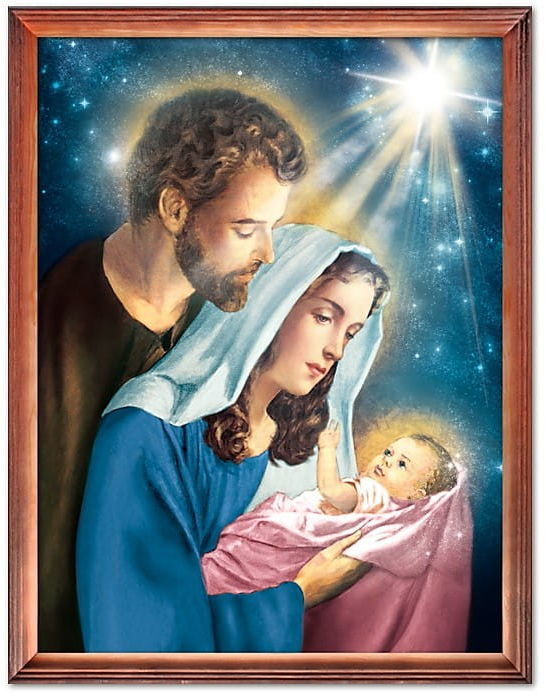 Obraz Święta Rodzina