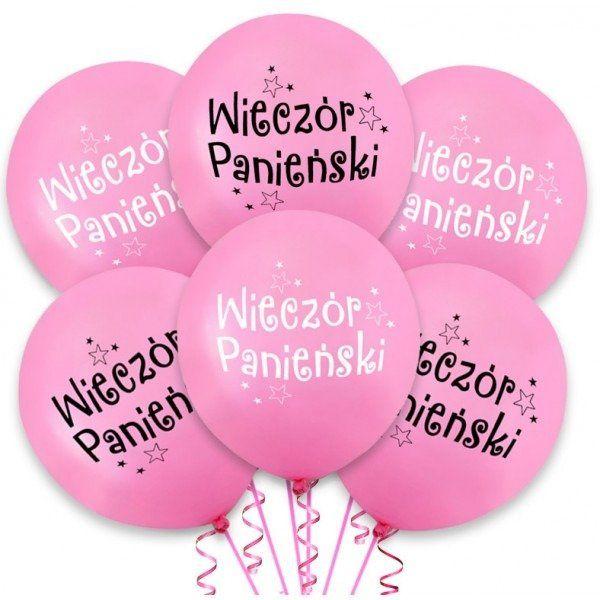 Balony na Wieczór Panieński 20 sztuk ZB9