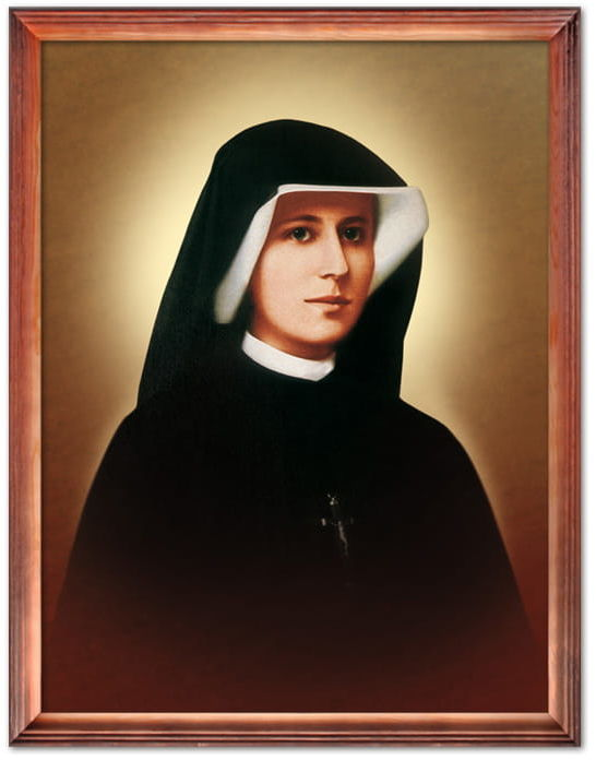 Obraz Św. S. Faustyna