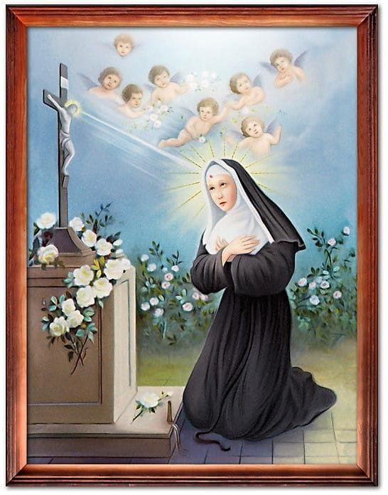 Obraz Św. Rita