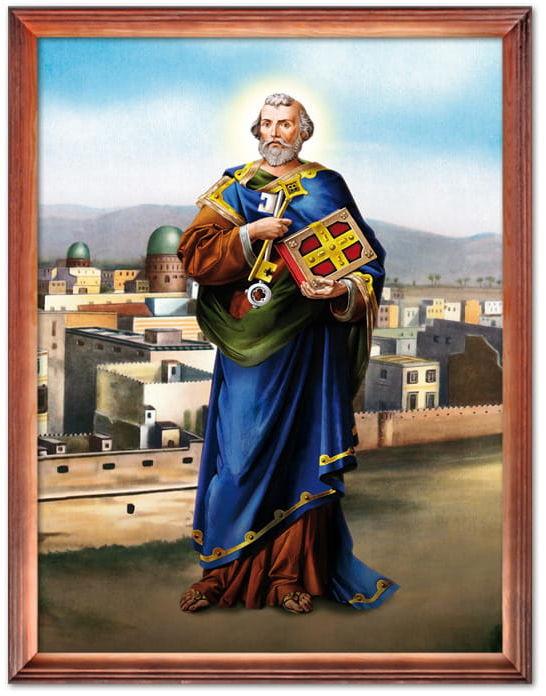 Obraz Św. Piotr