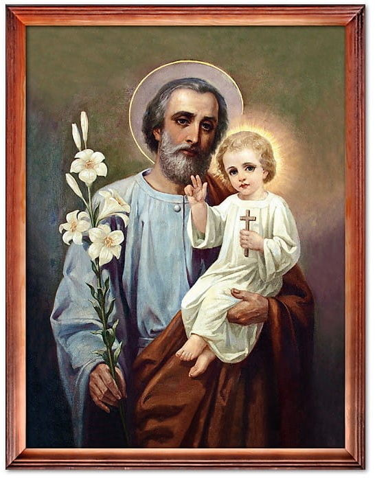 Obraz Św. Józef