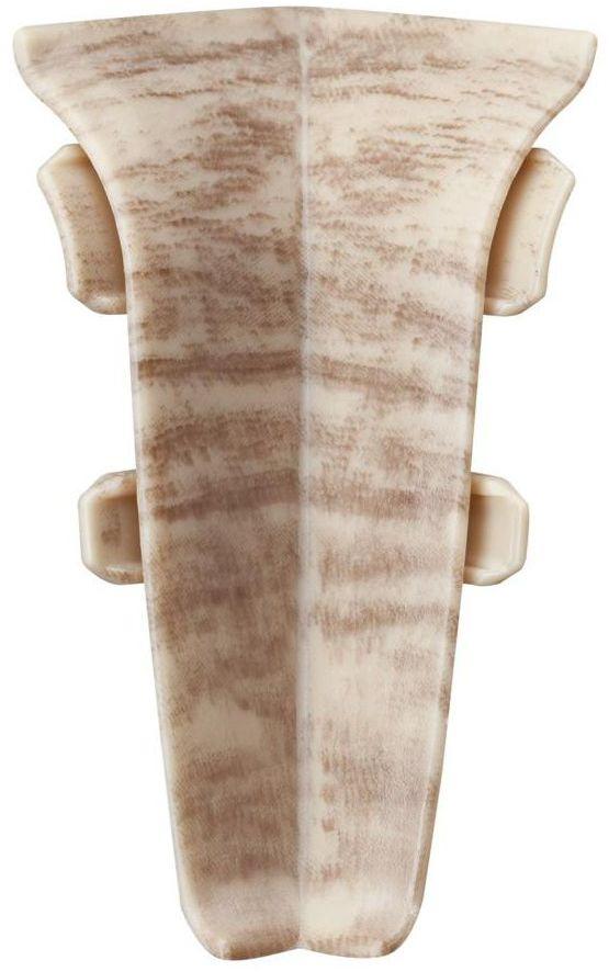 Narożnik wewnętrzny do listwy przypodłogowej LM 60 Dąb ardeński Arbiton