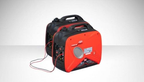 Agregat prądotwórczy Fogo F 2001 IS generator inwertorowy