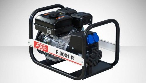 Agregat prądotwórczy Fogo F 3001 R F3001 R generator