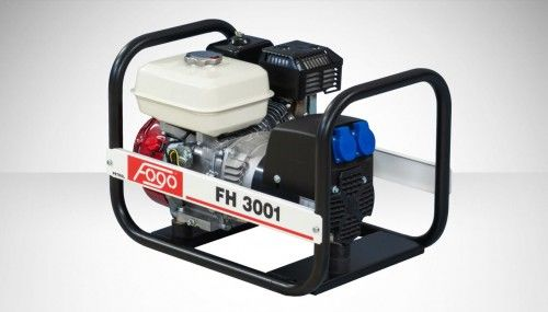 AGREGAT PRĄDOTWÓRCZY FOGO FH 3001 HONDA GENERATOR