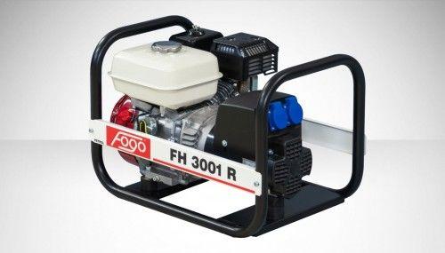 AGREGAT PRĄDOTWÓRCZY FOGO FH 3001 R HONDA GENERATOR