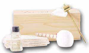 Zestaw do pielęgnacji katany - Samurai Sword Maintenance Kit