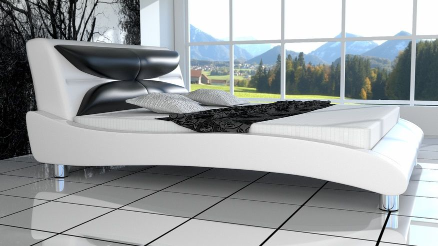 Łóżko do sypialni Otello 180x200