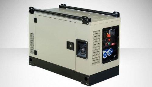 Agregat prądotwórczy Fogo FH 6001 CRA Honda generator