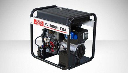 Agregat prądotwórczy Fogo FV 10001 TRA generator