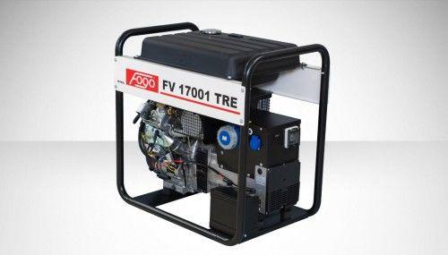 Agregat prądotwórczy Fogo FV 17001 TRE generator
