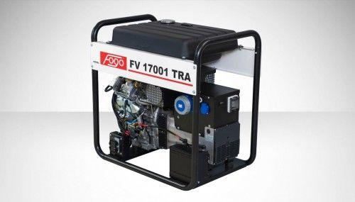 Agregat prądotwórczy Fogo FV 17001 TRA generator