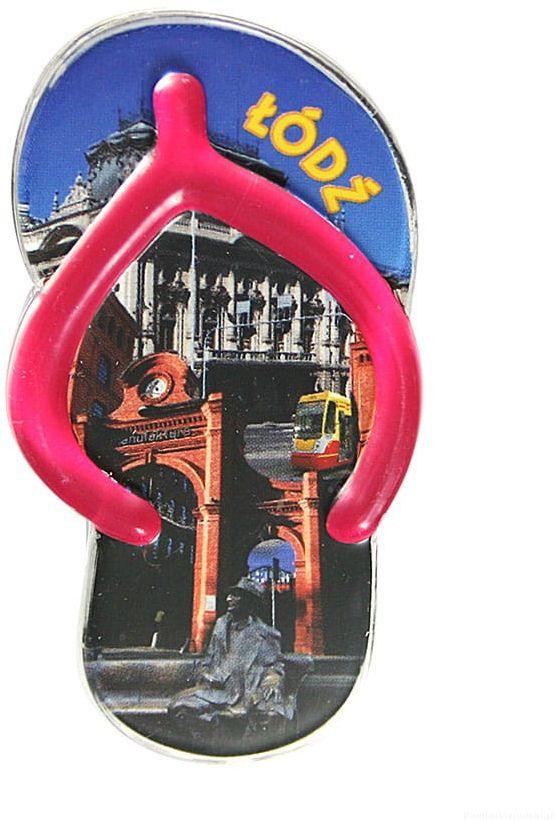 Magnes plastikowy klips - klapek Łódź