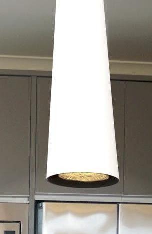 Lampa wisząca Slim P0003 WH Maxlight