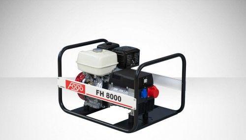 AGREGAT PRĄDOTWÓRCZY FOGO FH 8000 HONDA GENERATOR