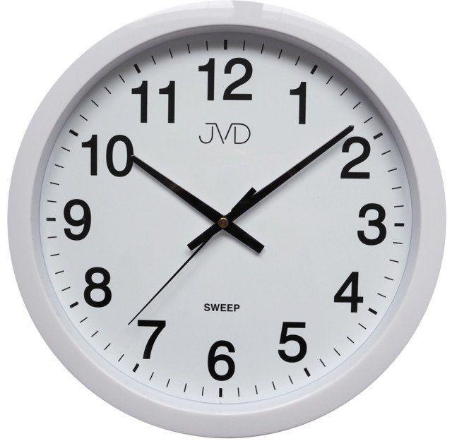 Zegar ścienny JVD HP611.1 Cichy mechanizm