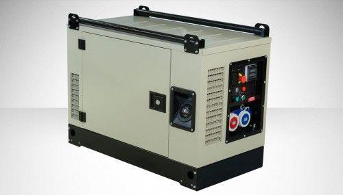 Agregat prądotwórczy Fogo FH 9000 CRA Honda generator