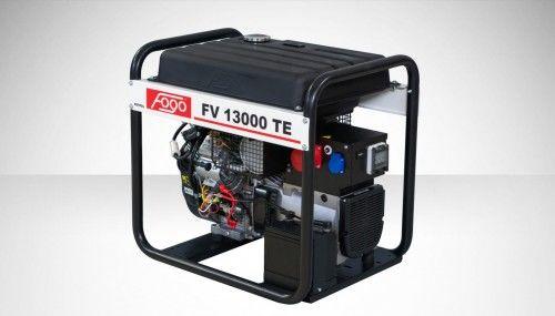 Agregat prądotwórczy Fogo FV 13000 TE generator