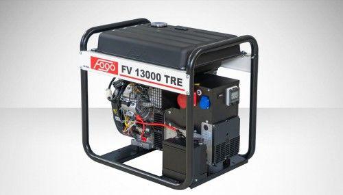 Agregat prądotwórczy Fogo FV 13000 TRE generator